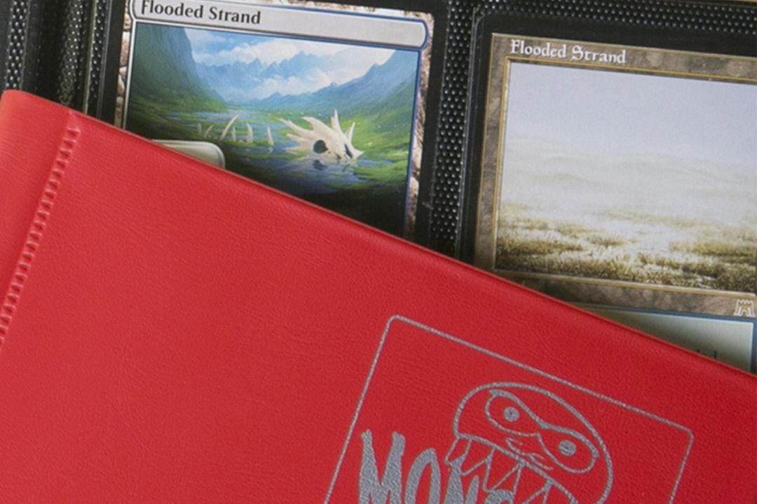 Monster Matte 9-Pocket Binder (3-Pack)