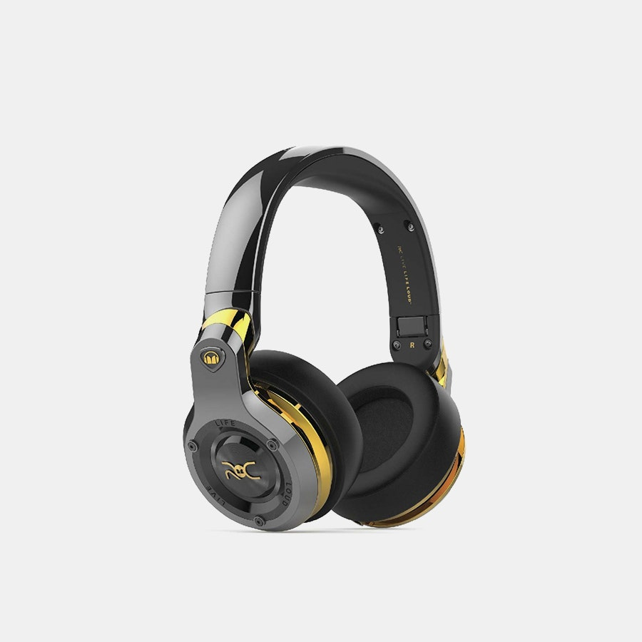 Monster ROC Sport Over-Ear Headphones