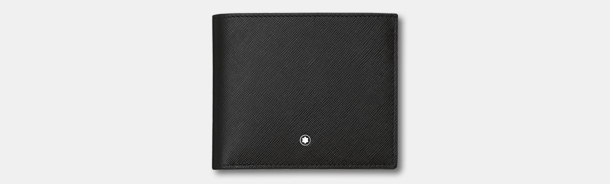 Montblanc Sartorial Bifold Wallet 4cc