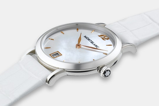 Montblanc Star Classique Quartz Ladies' Watch