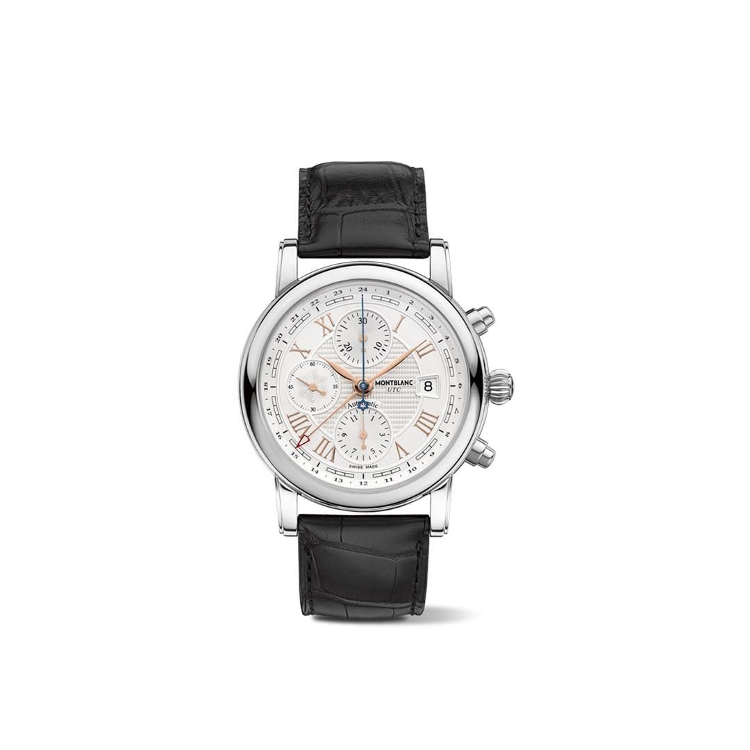 Montblanc Star Roman Chrono UTC Automatic Watch