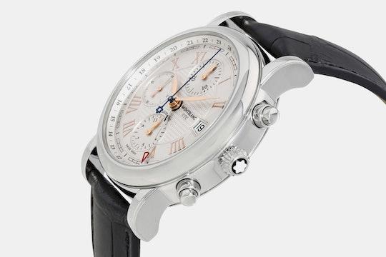 Montblanc Star Roman Chrono UTC Automatic Watch