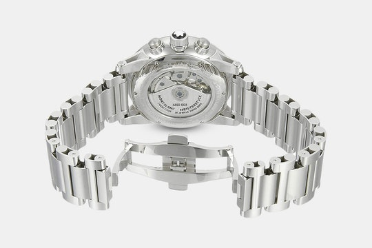 Montblanc TimeWalker ChronoVoyager Automatic Watch