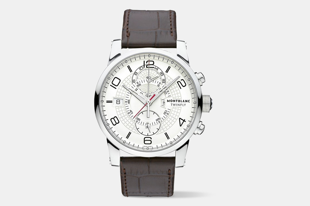 Montblanc Timewalker Twinfly Automatic Watch