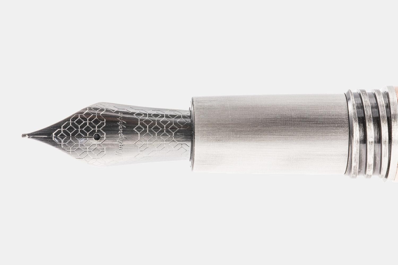 Montegrappa Fortuna Silver Mule Fountain Pen