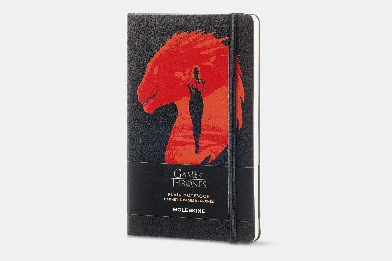 Large Targaryen - Black/Plain (+ $5)