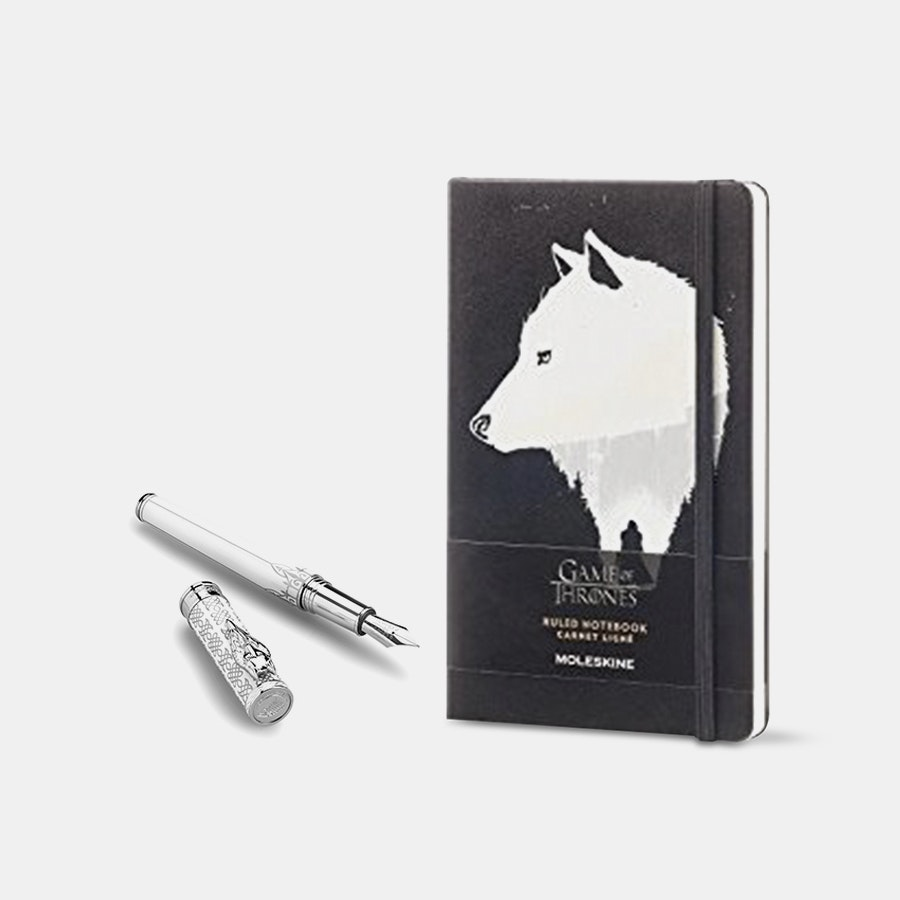 Montegrappa Game of Thrones Fountain Pen Bundle