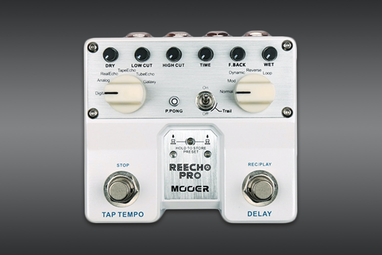Mooer Twin Series Pedals