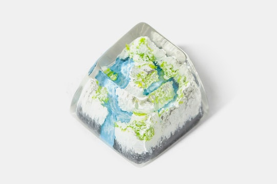 Moon Key 4 Seasons Artisan Keycap