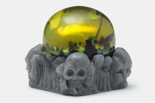 Moon Key Cursed Orb Artisan Keycap