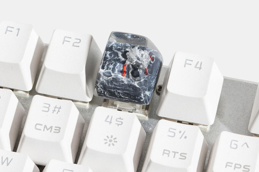 Moon Key Eagle Has Landed Artisan Keycap