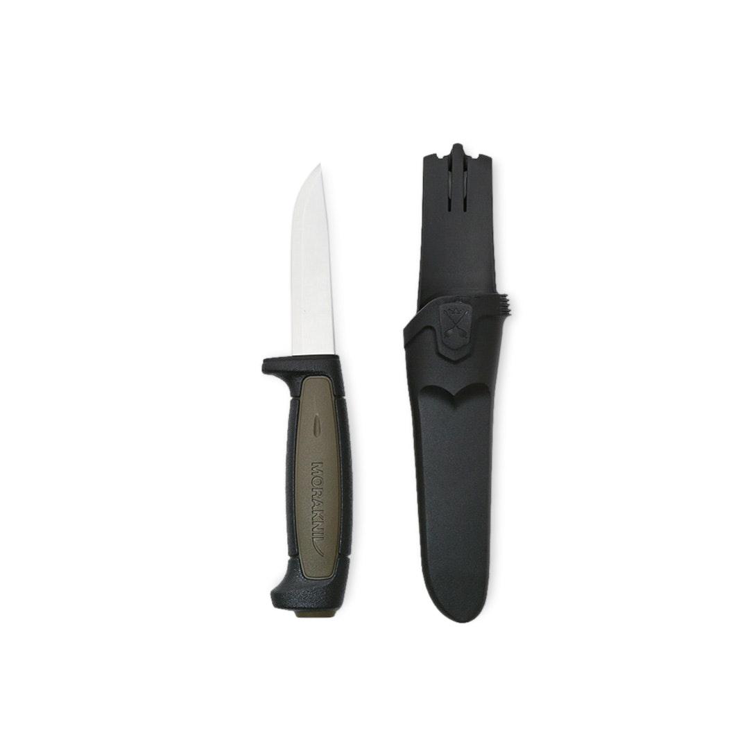 Morakniv Basic 511 Fixed Blade (2-Pack)