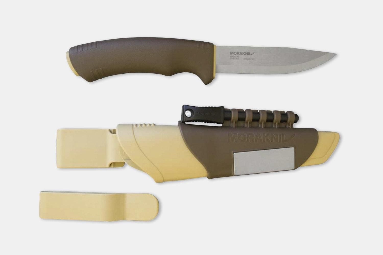 Morakniv Bushcraft Survival & Basic 511 Knives