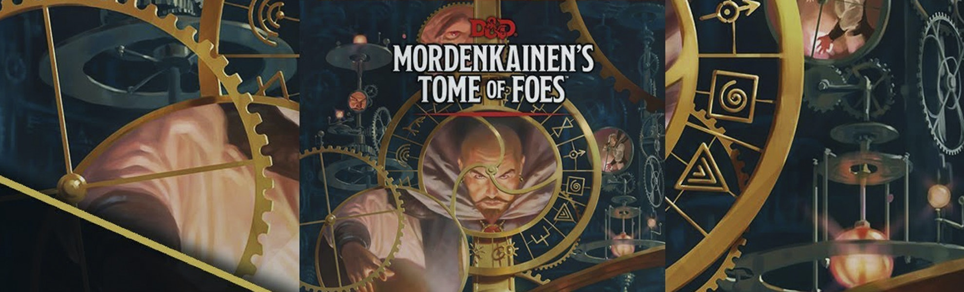Mordenkainen's Tome of Foes (Regular Edition)