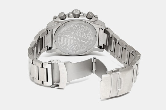 Morphic M83 Series Quartz Chronograph Watch