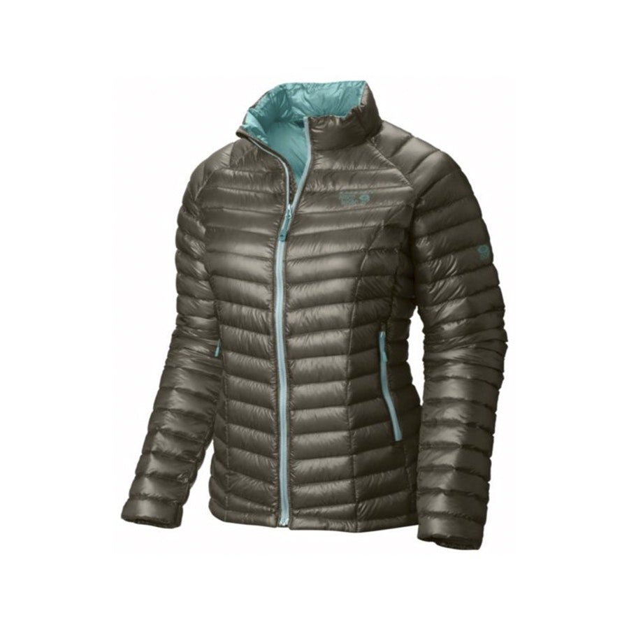 Women's Jacket, Stone Green