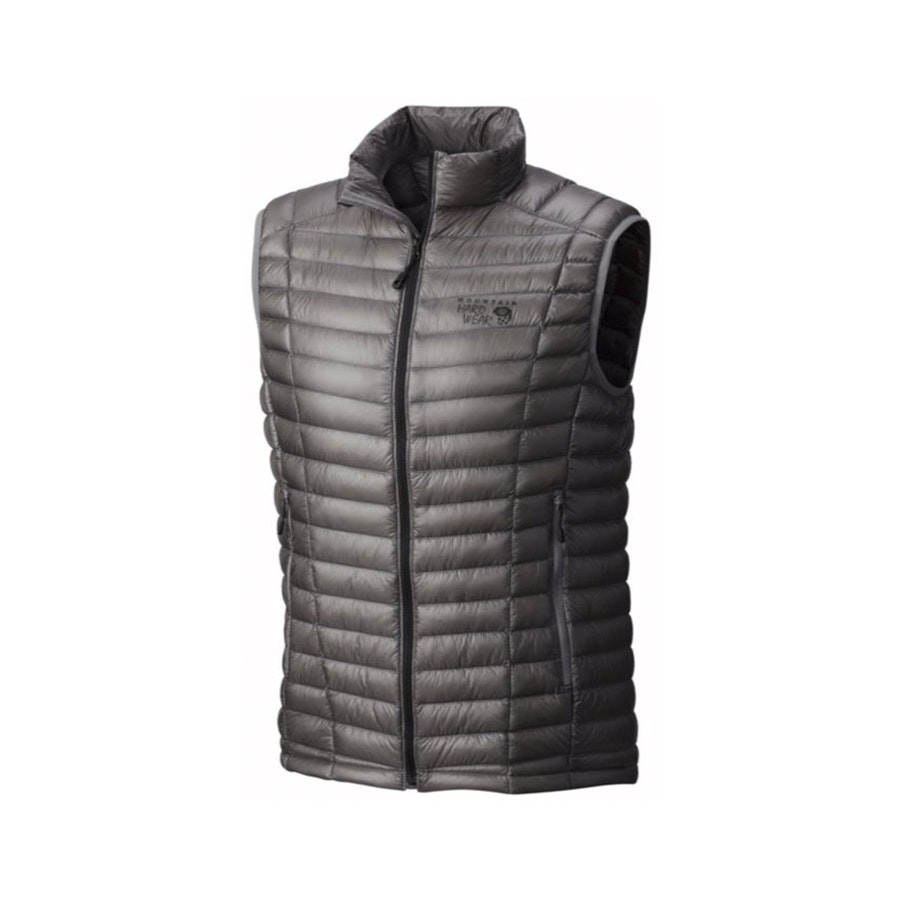 Men's Vest, Manta Gray (- $45)