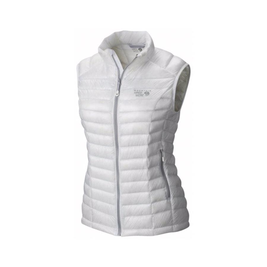 Women's Vest, White (- $45)