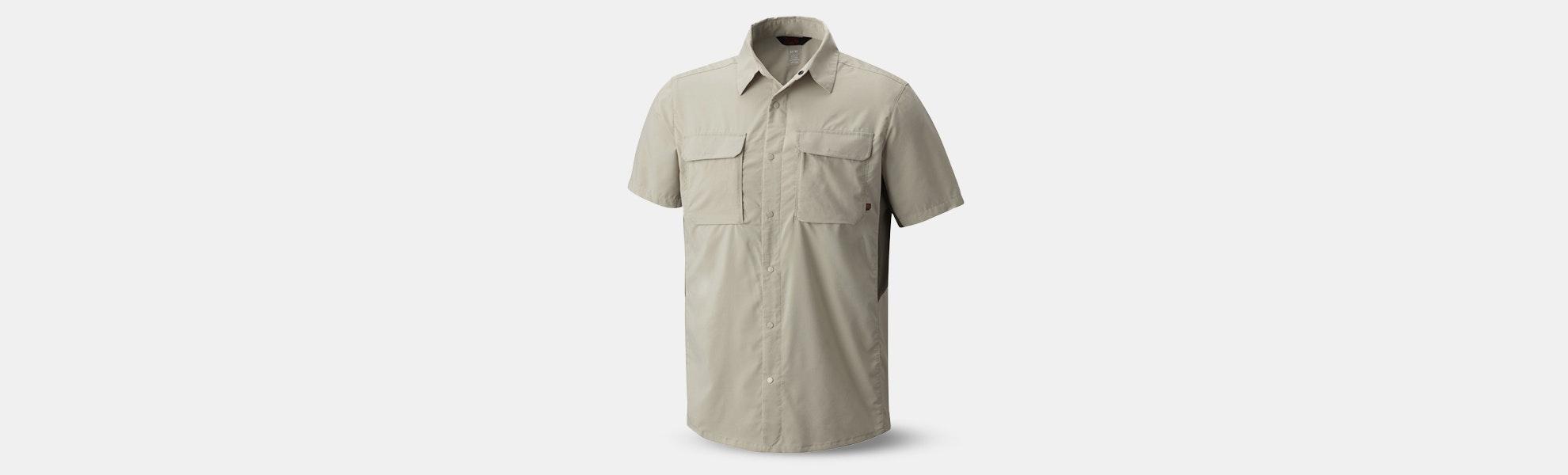 Mountain Hardwear Canyon Pro Men's Shirt