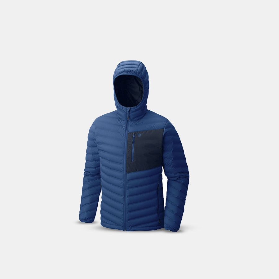 Mountain Hardwear StretchDown Men's Hooded Jacket