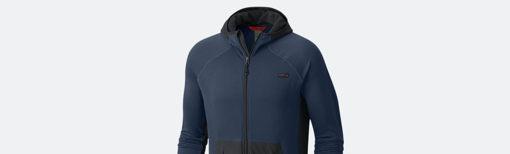 Mountain Hardwear Terabyte Men's Full-Zip Hoodie