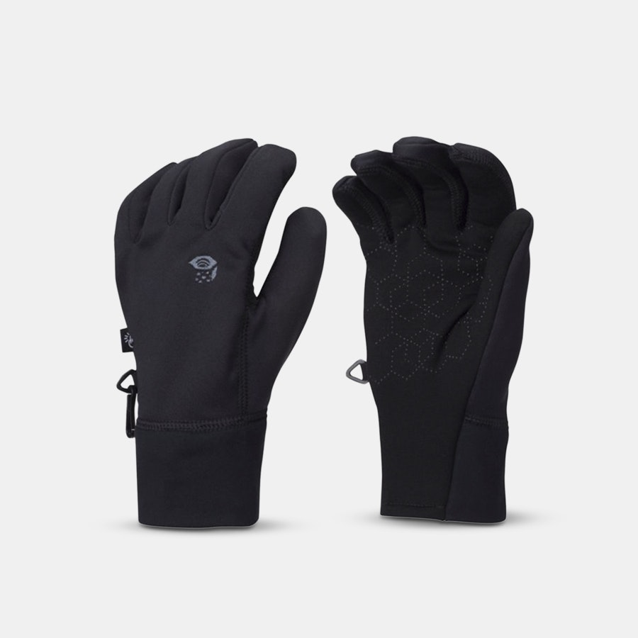 Mountain Hardwear Power Stretch & Stimulus Gloves
