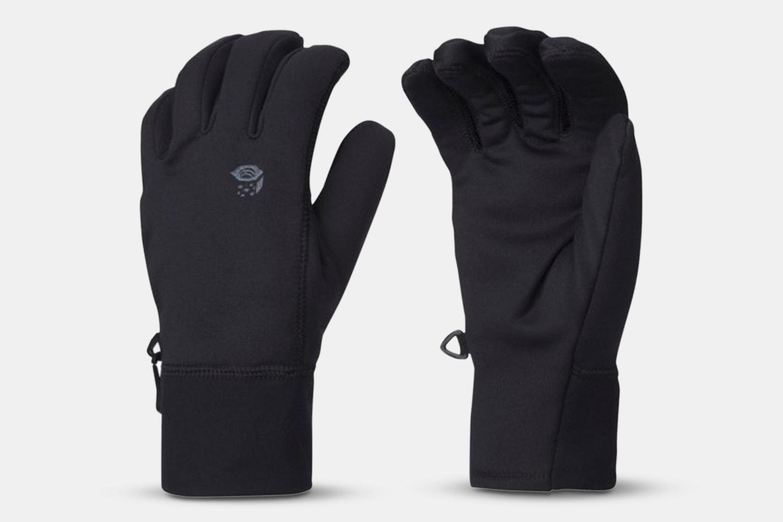 Mountain Hardwear Power Stretch & Stimulus Gloves