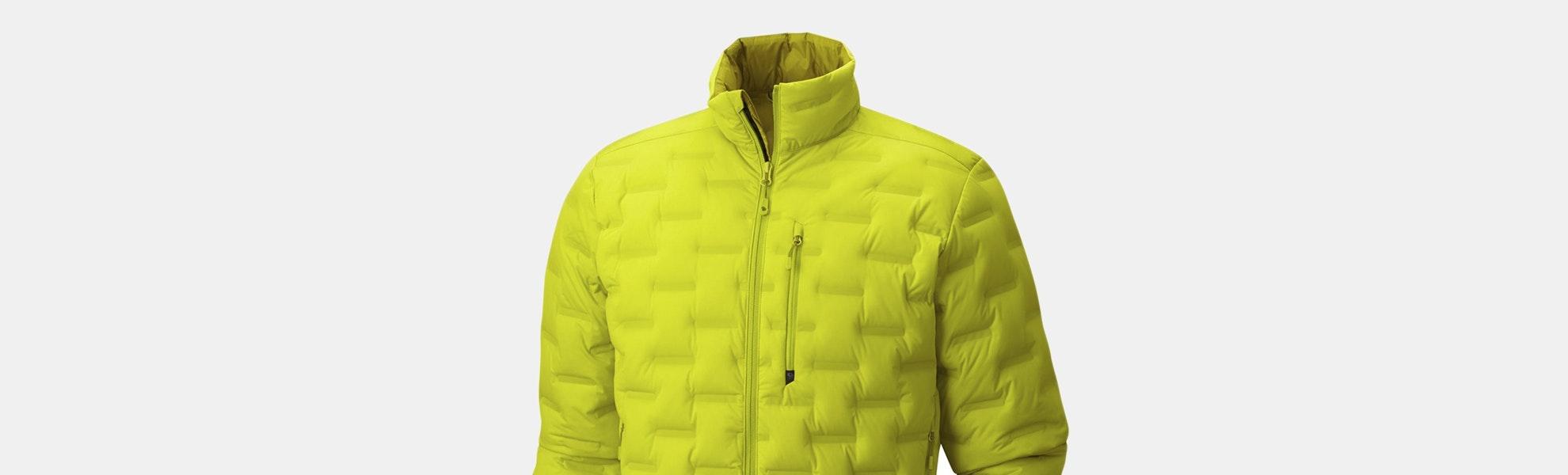 Mountain Hardwear Men's StretchDown DS Jackets