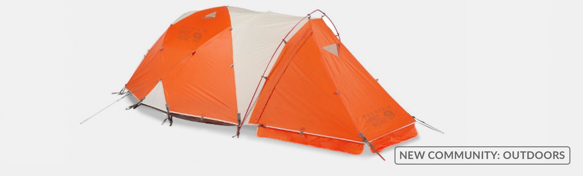 Mountain Hardwear Trango 4-Season Tents
