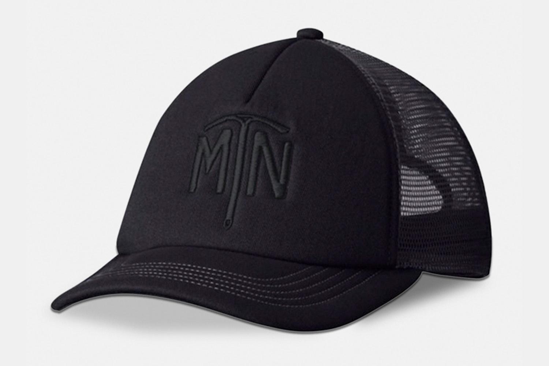 MHW Trucker –black/MTN