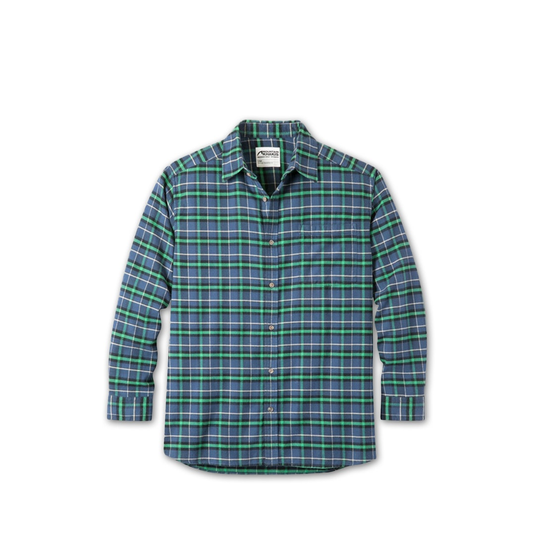 Mountain Khakis Flannel Shirts