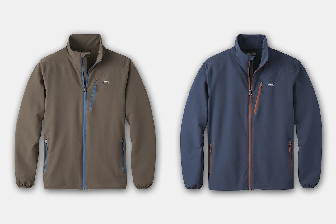 Mountain Khakis Maverick Men's Softshell Jacket