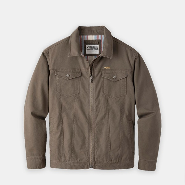 a79ac4323d Mountain Khakis Mountain Trucker Jacket