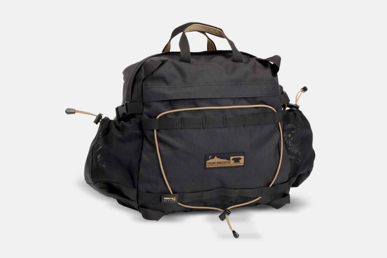 Tanack 10L Lumbar Pack - Heritage Black (-$-70)