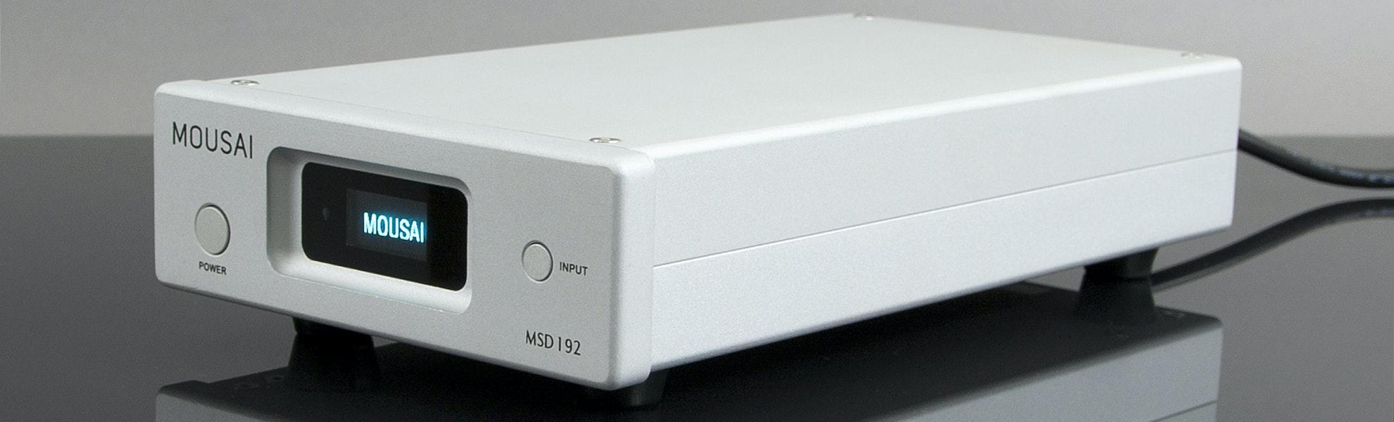 Mousai MSD192 DAC