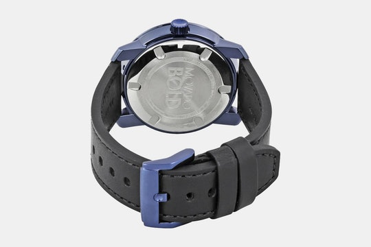 Movado Bold Dial Quartz Watch