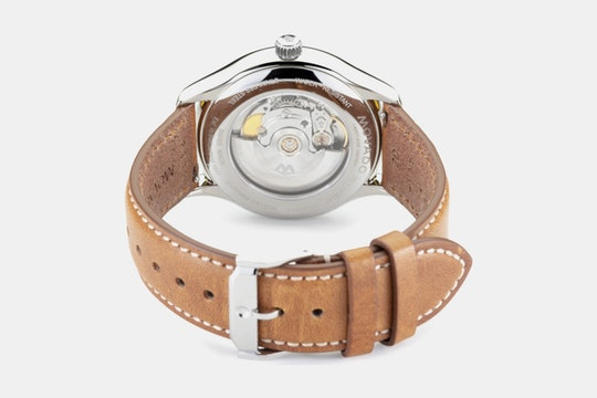 Movado Heritage Automatic Watch
