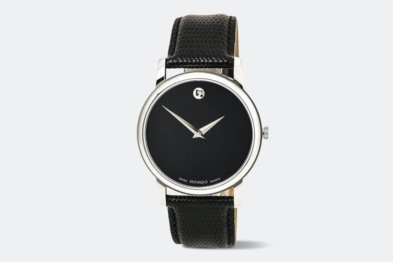 Movado Museum Quartz Watch