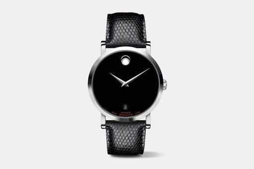 Movado Red Label Automatic Watch