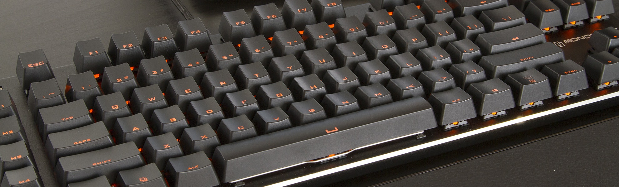 Monoprice Mechanical Macro Keyboard