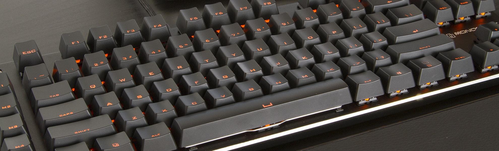 Monoprice Mechanical Macro Keyboard