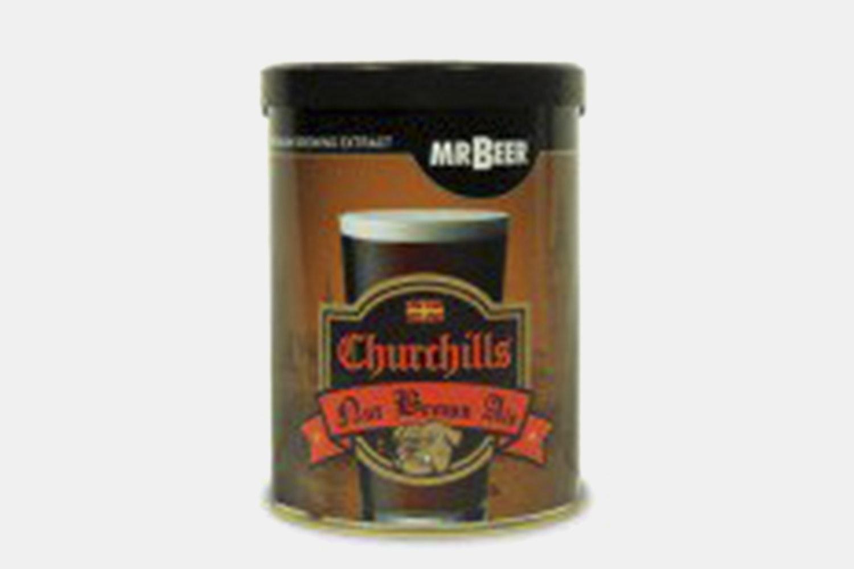 Churchill's Nut Brown Ale