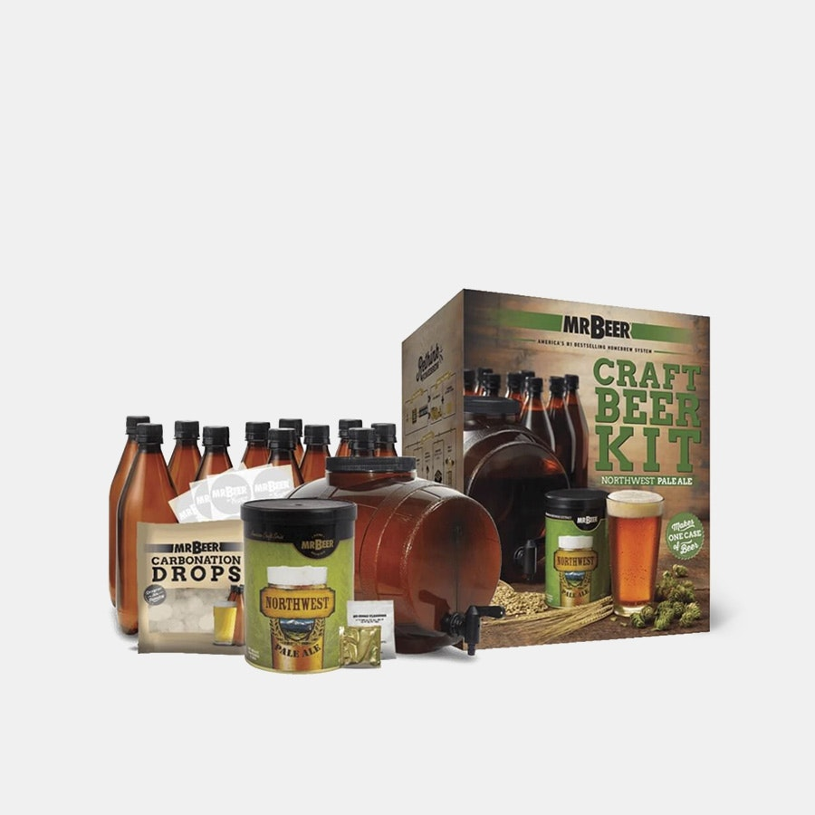 Mr. Beer Complete Brewing Kit Bundle