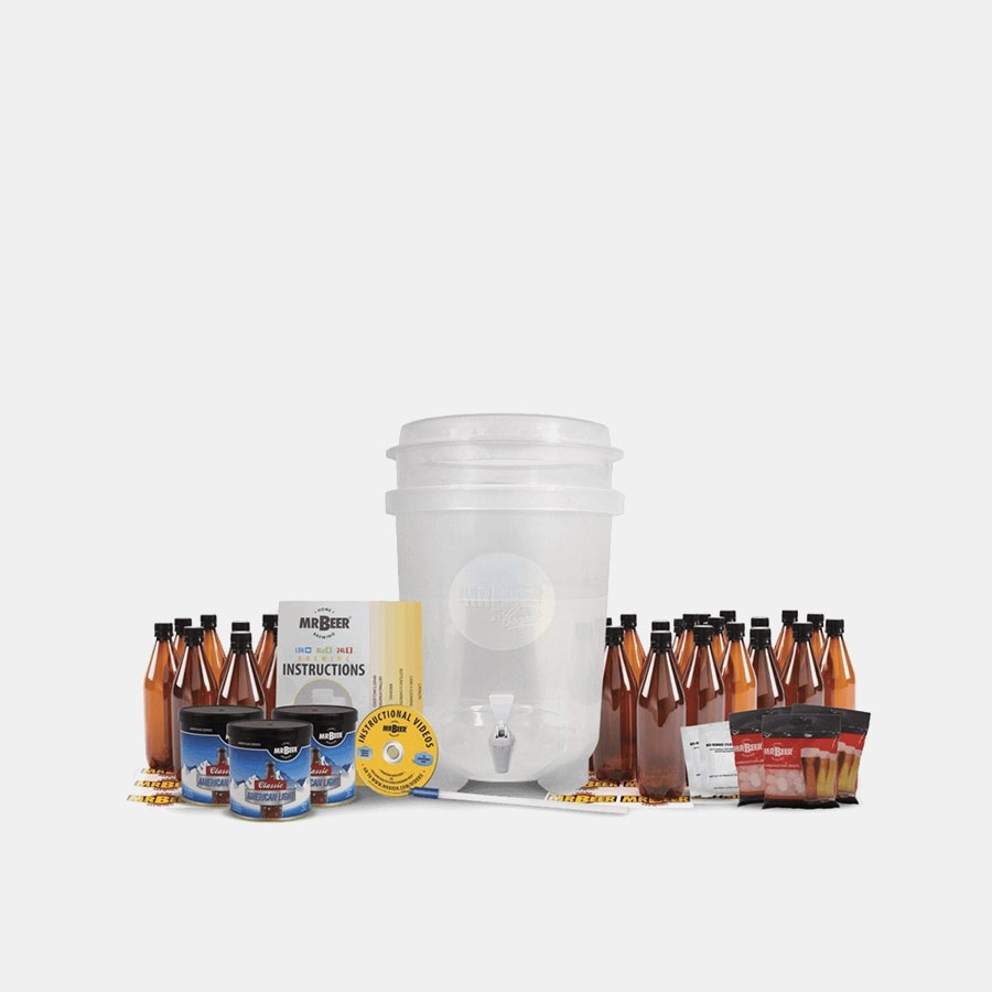 Mr. Beer Craft BrewMax 6-Gallon Brewing Kit