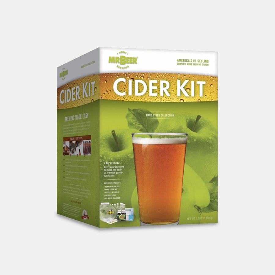 Mr. Beer Hard Cider Homebrewing Kit