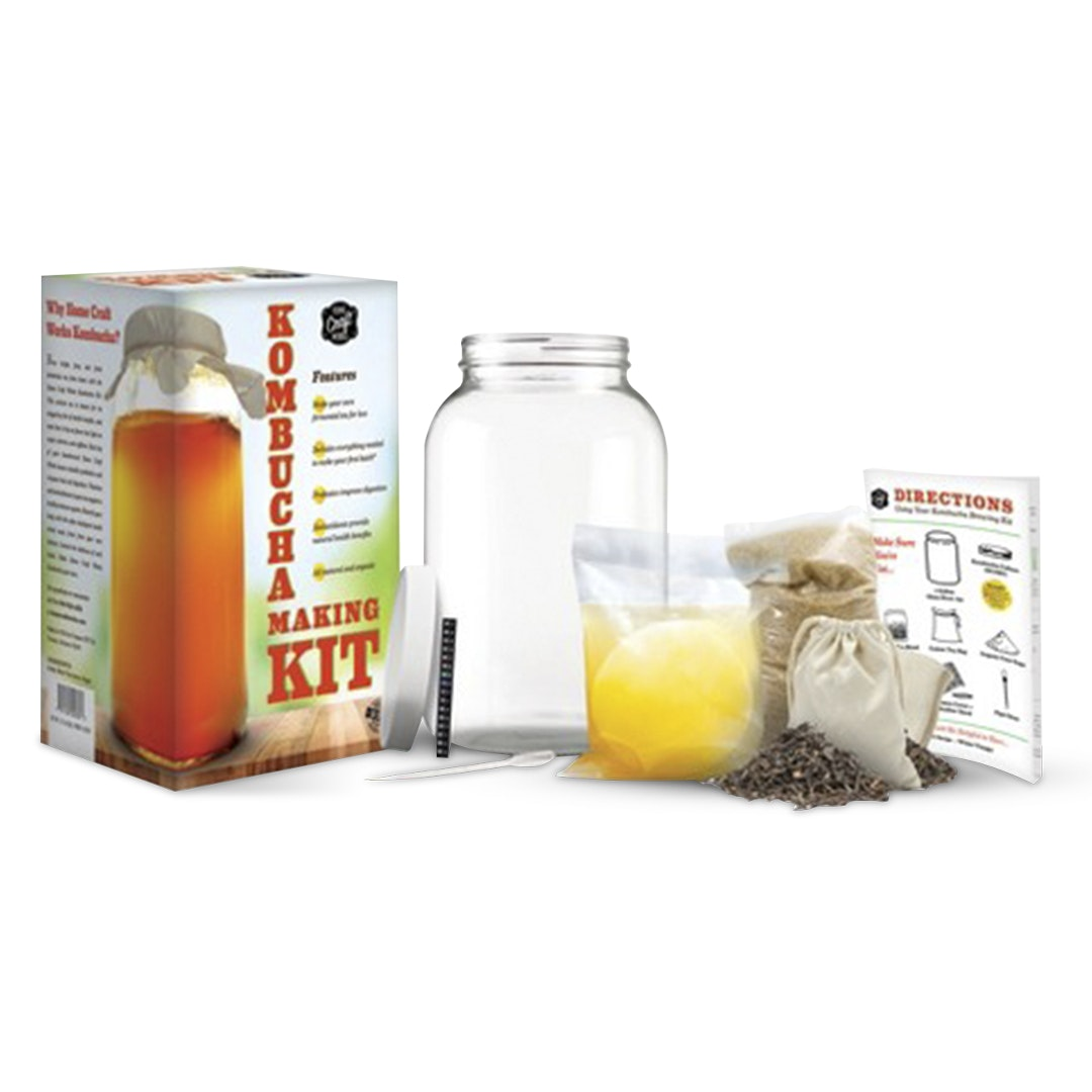 Mr. Beer Kombucha Making Kit