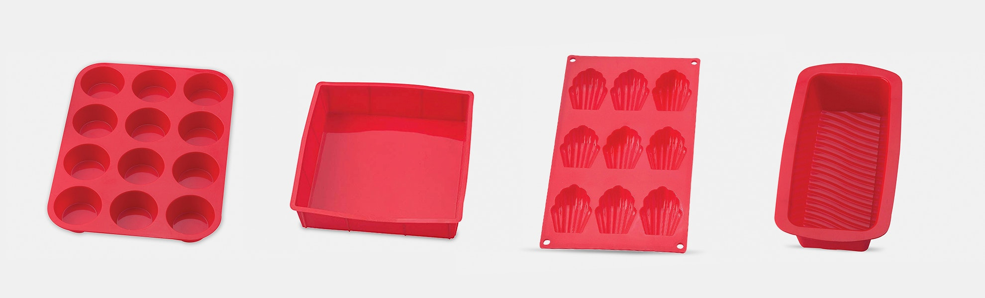 Mrs. Anderson's Silicone Bakeware
