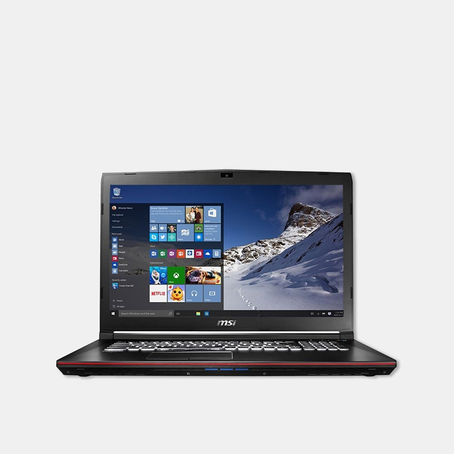 MSI 15/17-Inch Leopard Pro Series Gaming Laptops