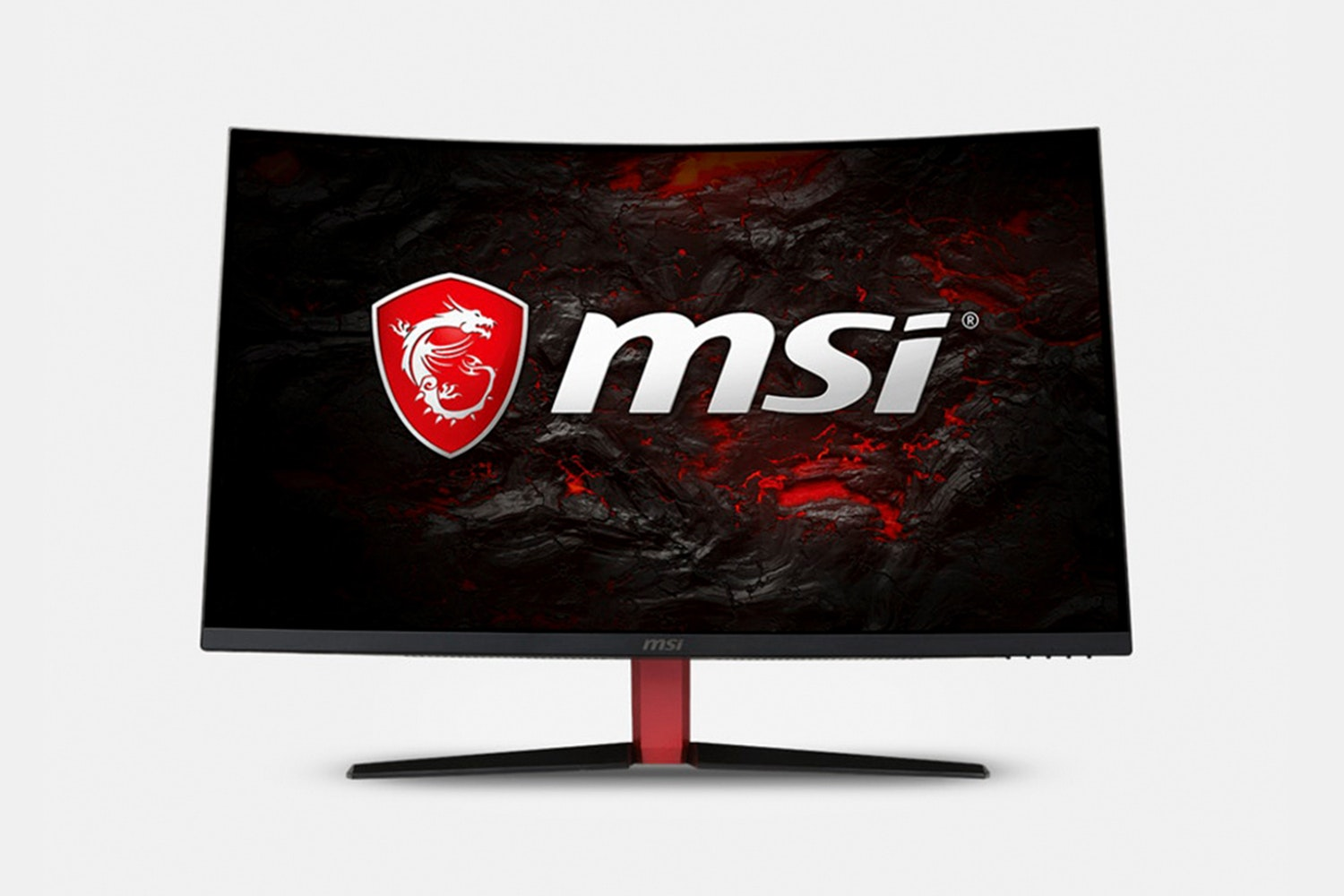 "MSI 32"" Optix AG32C Curved Gaming LED Monitor"