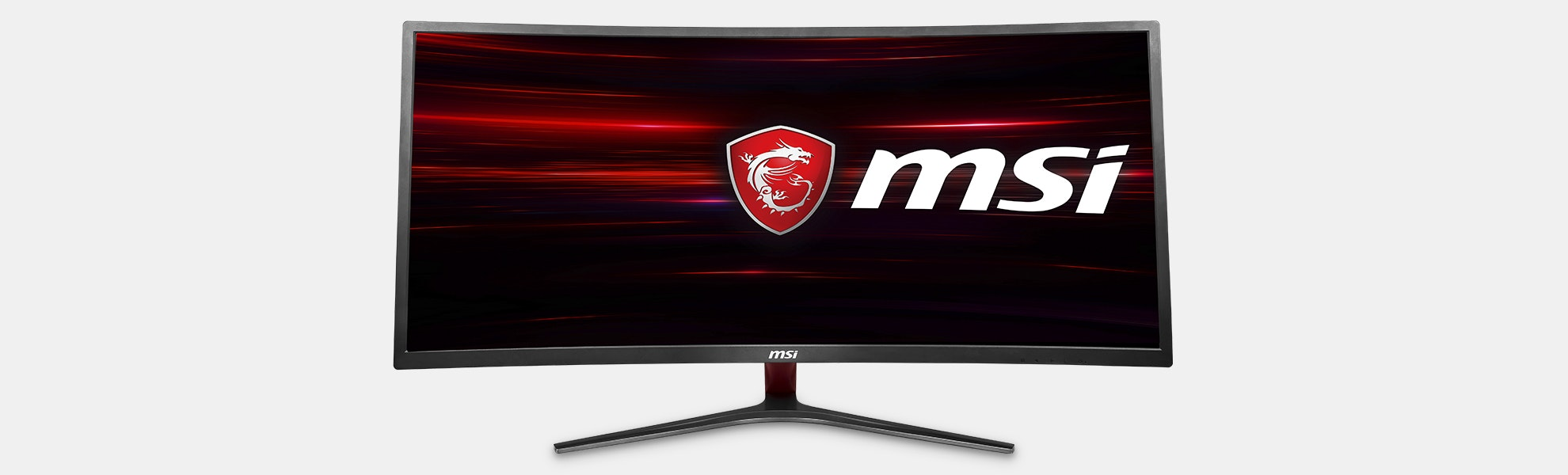"MSI Optix 34"" 100Hz Curved Gaming Monitor"